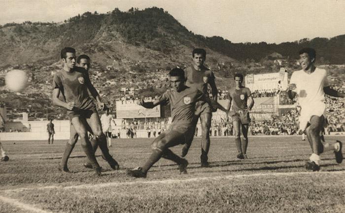 Los grandes duelos entre Olimpia y Motagua, en su mayoría se han disputado en el Nacional.