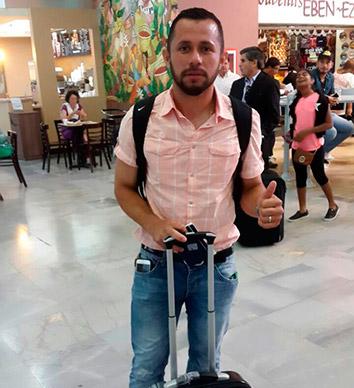 Alfredo Mejía aseguró que aunque no haya jugado se marchó tranquilo, porque Jorge Luis Pinto siempre lo convoca. No seguiría en Grecia.