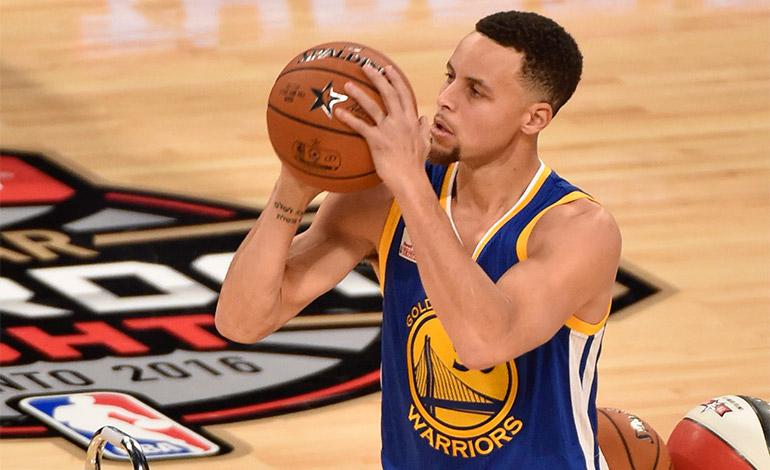 Stephen Curry es la estrella más brillante de la actual NBA, por encima de jugadores como LeBron James.  EFE/EPA/WARREN TODA CORBIS OUT[CORBIS OUT]